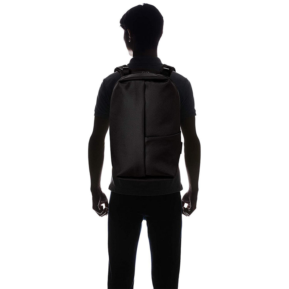 Cote & Ciel Men's Sormonne Ecoyarn Hidden Zipper Cotton Nylon Weave Backpack 28758
