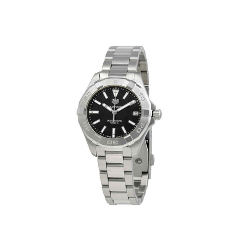 Tag Heuer Aquaracer Black Dial Ladies Watch WBD1310.BA0740