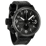 Uboat Flightdeck Black Carbon 45mm Automatic Men's Watch 6204