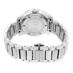 Movado Bold Analog Display Swiss Quartz Silver Water resistant Ladies Watch 3600254