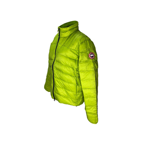 Canada goose Men's Brookvale Jacket Medium PCFC BLU-LIME GREEN 5500M