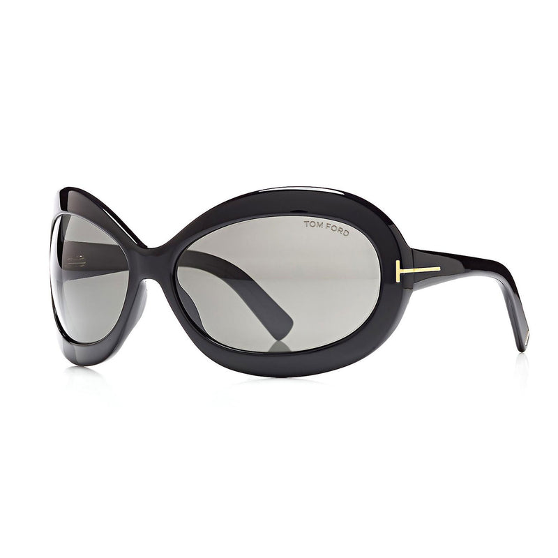 Tom Ford Edie TF42801A Black Sunglasses - 68 17 115 / Black