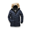Nobis Yatesy Men's Long Parka Polyester Crosshatch Interior Chest Pocket YATESY-C