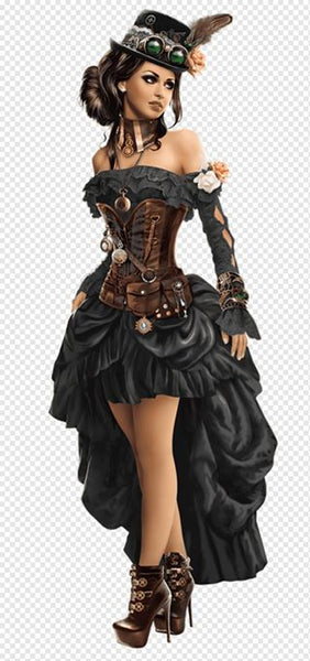 Custom Steampunk Outfit