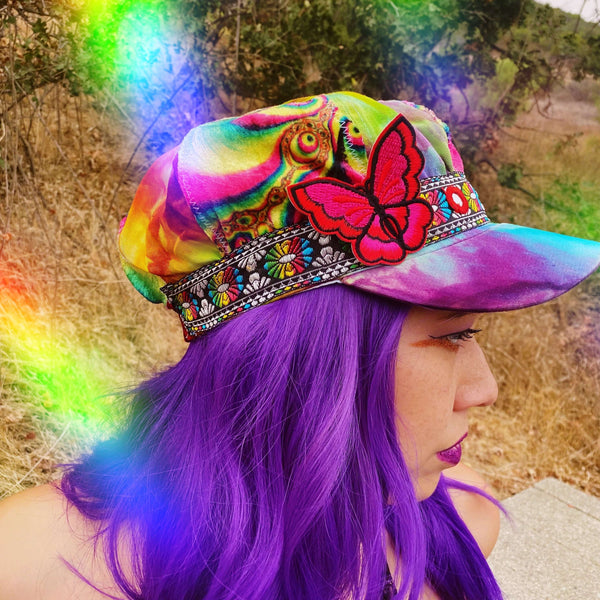 Chromatica Messenger Hat