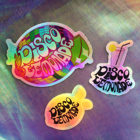 Disco Sticker Pack ✧