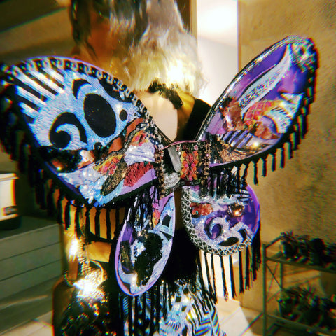 Custom Fairy WingZ ༄ؘ