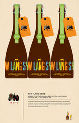 Poster: New Lang Syne