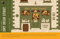 Poster: Dry Irish Stout