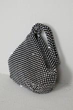 "Load image into Gallery viewer, ""Bling"" Mini Bag (Black) - Belle Avi"