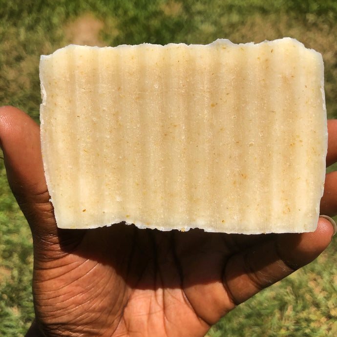 'Full 100' Irish Moss Soap