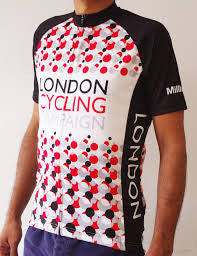 Milltag X LCC Cycling Jersey (was £60) now £10