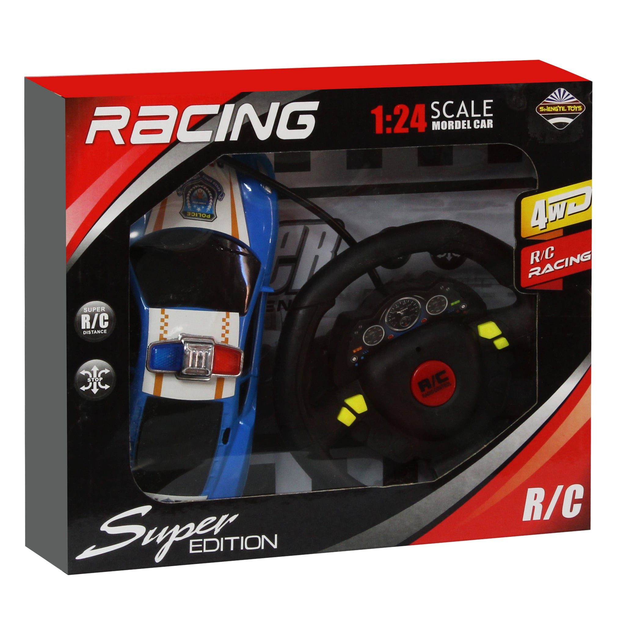 Radio Control Bonzer Car 1:16 Scale Full Function