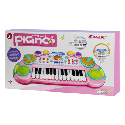 Battery Operated Ice Cream Store With Lights And Sound Effects