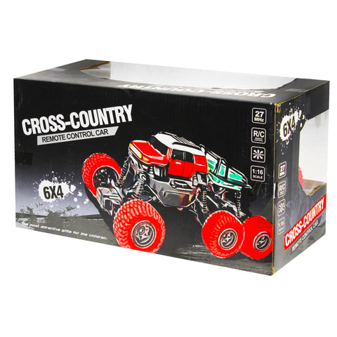 Lamborghini Gravity Sensor Dangling Control Vehicle Model-Red