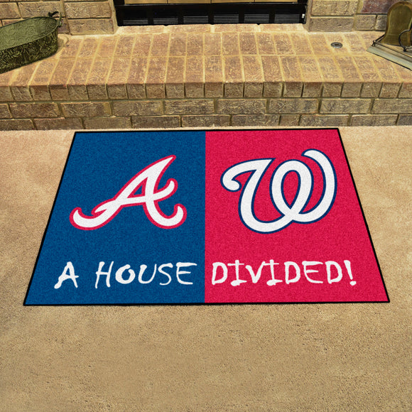 Braves | Nationals | House Divided | Mat | MLB