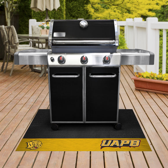 Arkansas-Pine Bluff Golden Lions | Grill Mat | NCAA
