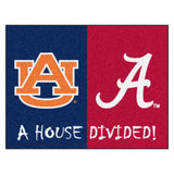Tigers | Crimson Tide | House Divided | Mat | NCAA