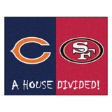 Bears | 49ers | House Divided | Mat | NFL