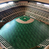 Chicago Cubs | 3D Stadium View | Lighted End Table | Wood