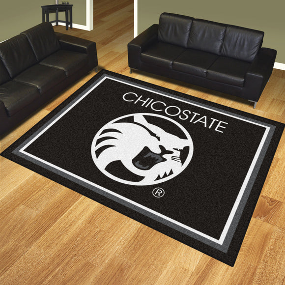 Chicostate Wildcats | Rug | 8x10 | NCAA