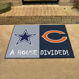 Cowboys | Bears | House Divided | Mat | NFL