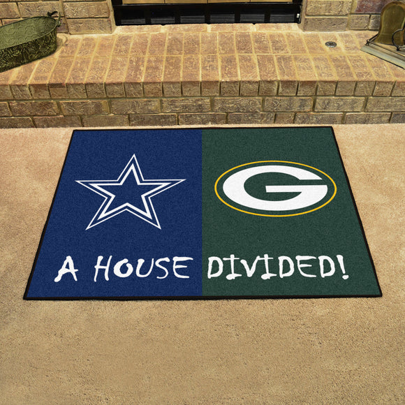 Cowboys | Packers | House Divided | Mat | NFL