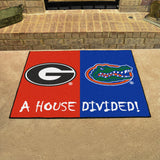 Bulldogs | Gators | House Divided | Mat | NCAA