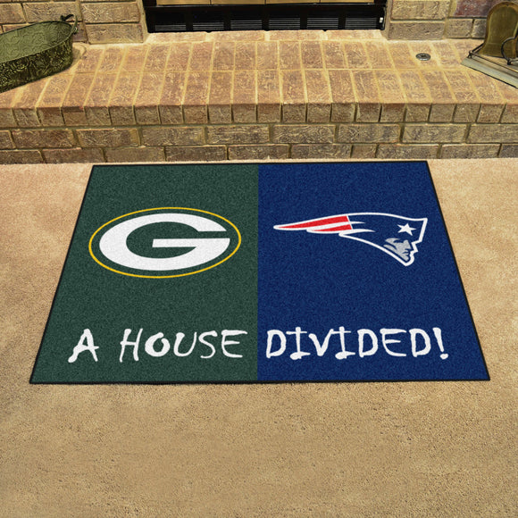 Packers | Patriots | House Divided | Mat | NFL
