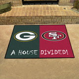 Packers | 49ers | House Divided | Mat | NFL