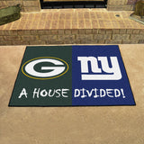 Packers | Giants | House Divided | Mat | NFL