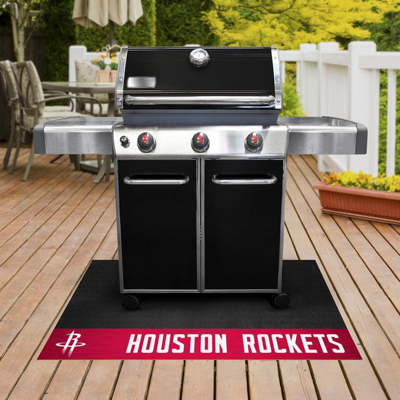 Houston Rockets | Grill Mat | NBA