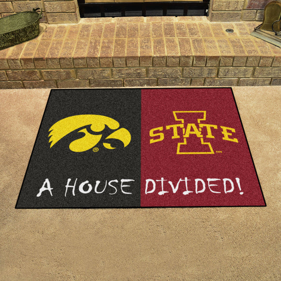 Hawkeyes | Cyclones | House Divided | Mat | NCAA