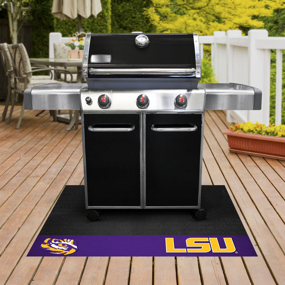 LSU Tigers | Grill Mat | NCAA