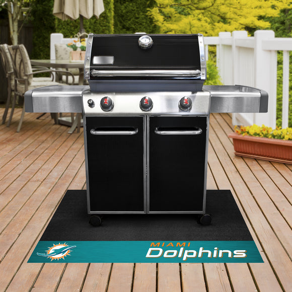 Miami Dolphins | Grill Mat | NFL