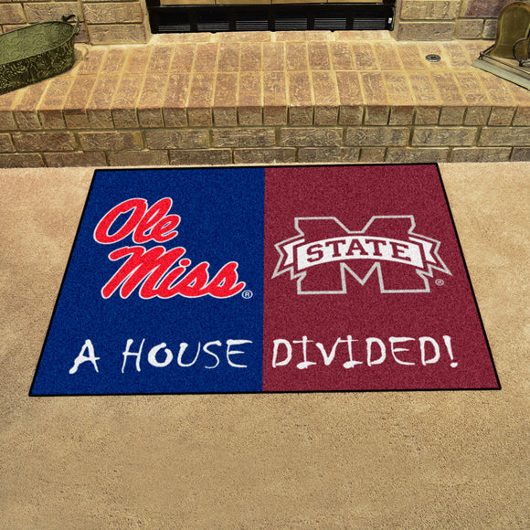 Rebels | Bulldogs | House Divided | Mat | NCAA