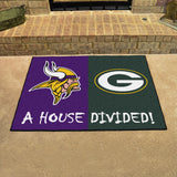 Vikings | Packers | House Divided | Mat | NFL