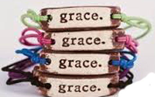 Bracelet by MudLOVE | Grace | Multiple Band Colors | Stretchable Band