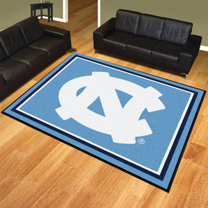 North Carolina Tar Heels | Rug | 8x10 | NCAA