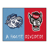 Tar Heels | Wolfpack | House Divided | Mat | NCAA