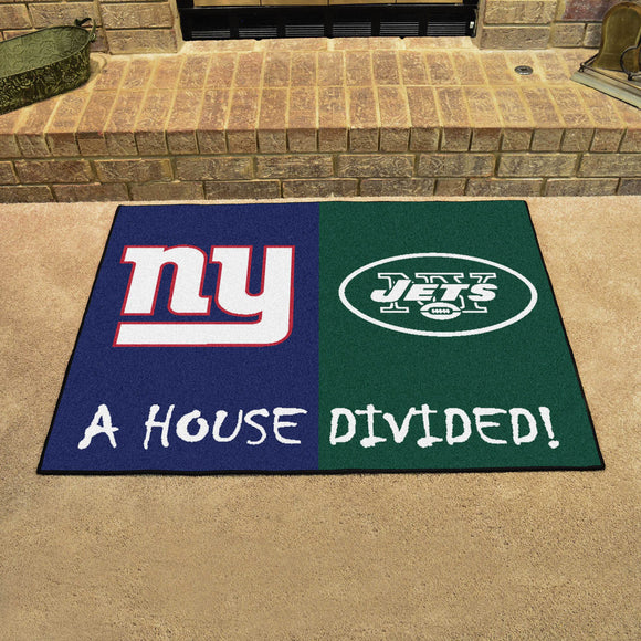 Giants | Jets | House Divided | Mat | NFL