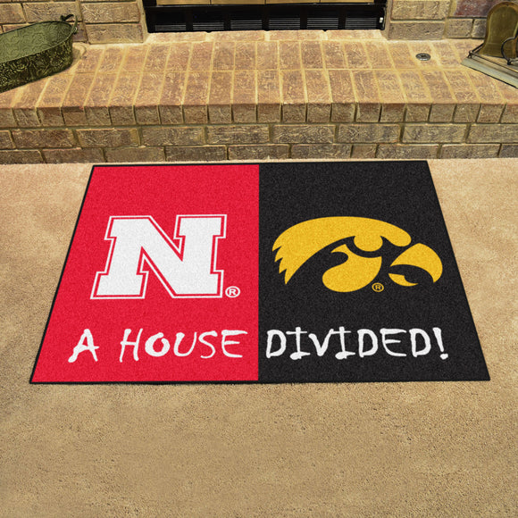 Huskers | Hawkeyes | House Divided | Mat | NCAA