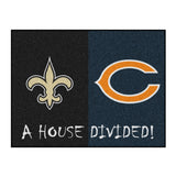 Saints | Bears | House Divided | Mat | NFL