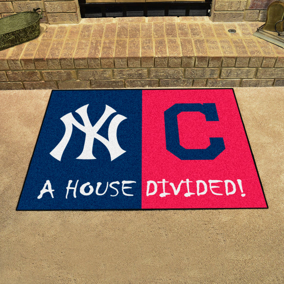 Yankees | Indians | House Divided | Mat | MLB