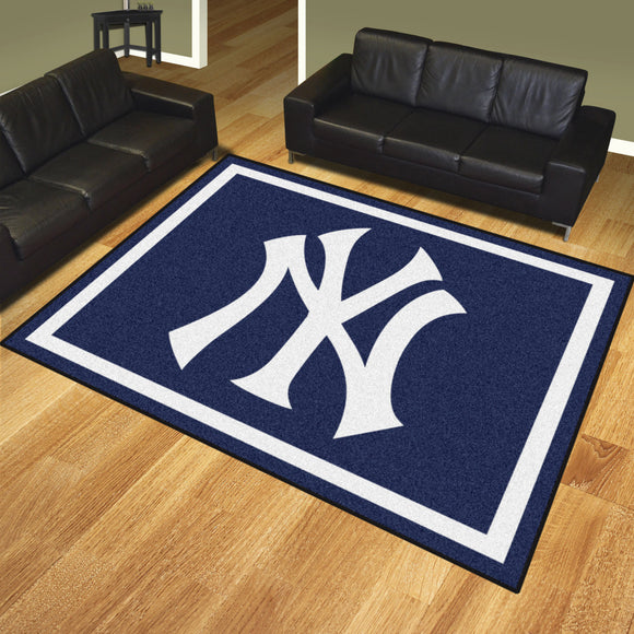 New York Yankees | Rug | 8x10 | MLB