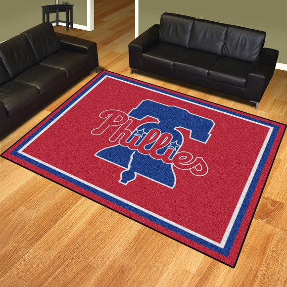 Philadelphia Phillies | Rug | 8x10 | MLB