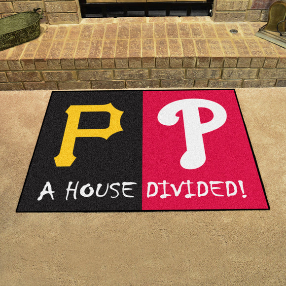 Pirates | Phillies | House Divided | Mat | MLB