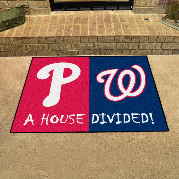 Phillies | Nationals | House Divided | Mat | MLB