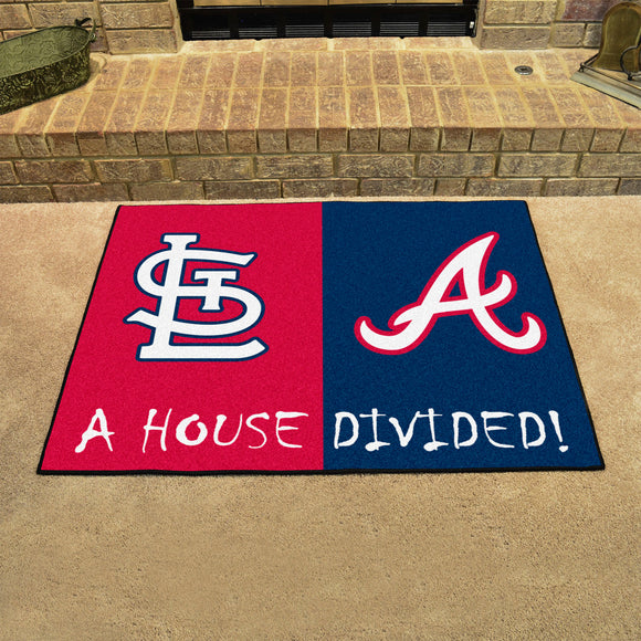 Cardinals | Braves | House Divided | Mat | MLB