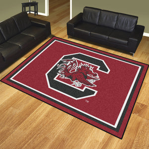 South Carolina Gamecocks | Rug | 8x10 | NCAA